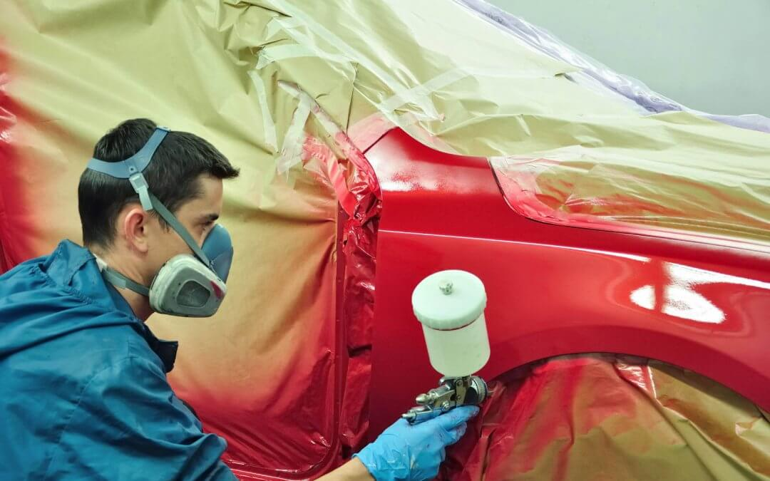 Auto Body Paint-  Find the best place to have your car painted.