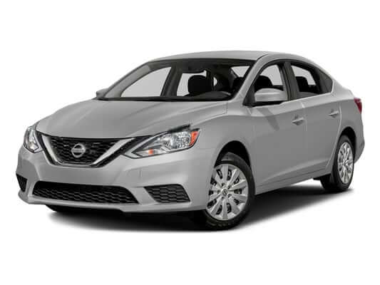 rental car nissan sentra
